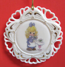 Precious Moments ~ May Your Christmas Be Warm ~ Christmas Tidings Ornament