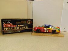 NASCAR PREMIER GOLD 1/24 SCALE #36 SKITTLES DERRIKE COPE,RACING CHAMPIONS