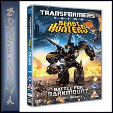 TRANSFORMERS PRIME - SEASON 3 VOLUME 1  *BRAND NEW DVD***