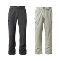 Craghoppers Men's Nosilife Cargo Lightweight Hiking Trousers. CMJ 367 RRP £65