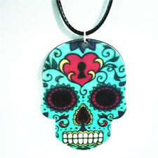 Fashion 1pcs mini skull Pendant Necklace For Men Women Jewelry