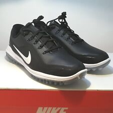 Nike Lunar Control Vapor 2 Mens Golf Shoes Size 12 Black White 899633 002