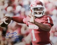Kyler Murray Quarterback Oklahoma Sooners Signed 8x10 Autographed Photo Reprint
