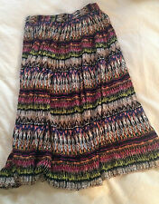 womens DOTTI skirt size 6. worn once.