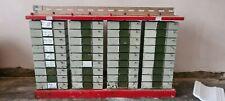 More details for industrial organiser all metal storage bin organizer workshop/garage 37 comparts