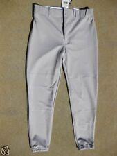 New* Adidas Baseball Pant Gray $60 Mens Xl 36 38
