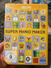 Super Mario Maker Nintendo Wii U UK
