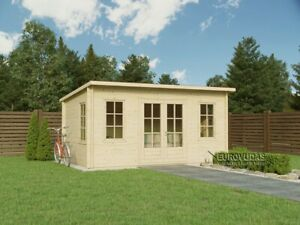 Log cabin Torino 5 x 4 m / 44 mm walls/ FREE DELIVERY*