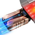 KLIM Cool+ External Air Vacuum Metal Laptop/Notebook Cooler Fan, Quiet, Portable