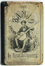 The Banjo, and How to Play It, Elementary Study and Choice: Frank B. Converse