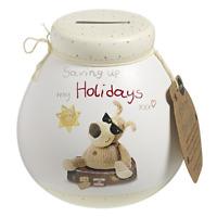 Boofle Holiday Pots Of Dreams Money Pot Pennies Box Christmas Birthday Gift