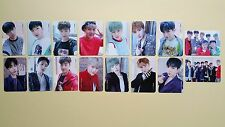MONSTA X Shine Forever Album Official photocard Photo Card Full Set (16 pcs)