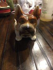 Vintage Japan Porcelain Scotty Dog Trinket Dish