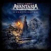 Avantasia Ghostlights CD JEWELCASE