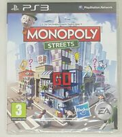 Monopoly Streets - PS3 Playstation 3