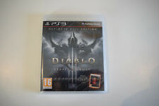 diablo 3 III reaper of souls ultimate evil edition ps3 ps playstation 3 neuf
