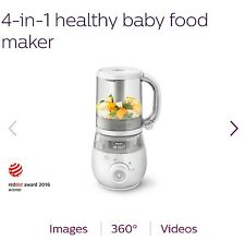 Philip Avent 4-in-1 Baby Food Maker