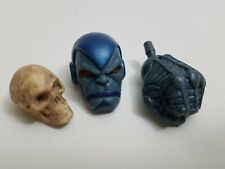 Marvel Legends Age of Apocalypse: Deluxe Alt Head, Fist AND Skull 2020 NOT BAF