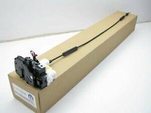 Mopar 68206808AA FRONT Right Door Lock Latch 14-17 Fiat 500 500C 500E,14 500X