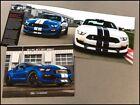 2020 Shelby Mustang GT350 GT-350 GT350R Ford Original Car Sales Brochure Folder
