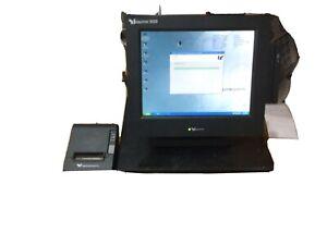 Complete Squirrel wS9 Pos Terminal W/ EPSON PRINTER & Cash Drawer