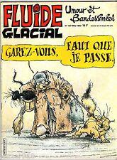 FLUIDE GLACIAL n°107 - SAN-ANTONIO - DU PLOMB POUR LES PIGEONS
