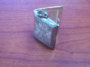 Sterling locket (nice condition)