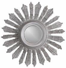 Star Antique Mirror 70cm Hanging Shabby Chic Wall Mirror Deco Sun