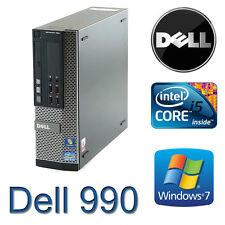 Dell Windows 7 HDD (Hard Disk Drive) 250GB PC Desktops