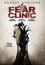 Fear Clinic (DVD, 2015) CULT HORROR Robert Englund