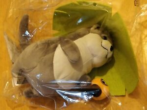 OFFICIAL FINAL FANTASY XIV (14) ODDER OTTER PLUSH + CODE US/EU - NEW AND SEALED