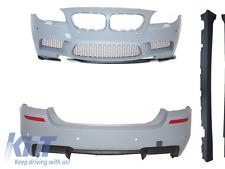 Kit Estetico completo 2 x paraurti minigonne BMW F10 (2011-2014) M5 Design