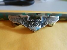 Vietnam Era United States Air Force Navigator Observer Wings Badge by KREW T3