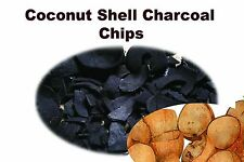 1kg Ceylon Coconut Shell Charcoal Activated Carbon Chips