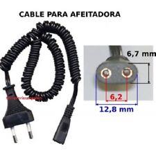 CABLE PARA AFEITADORA PHILIPS BRAUN DE MAQUINA DE AFEITAR A 220V DIRECTO