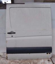 VW Crafter Sliding Door Left Side Crafter Panel Van N/S Sliding Door 2006 RUSTED