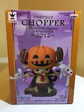 One Piece CHOPPER PREMIUM figure Halloween 2012 Edition