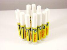 10x 2g False Fake Nails Glue Acrylic Nail Tips Make Up Acetone Salon Quality UK