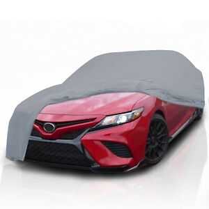[CSC] 4 Layer Semi Custom Fit Car Cover for Toyota Echo 2000-2004