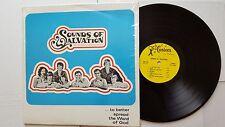 PRIVATE 70's XIAN LONER FOLK - Sounds of Salvation - Tyler Texas LP