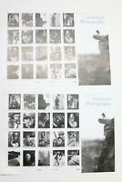 US Stamp 37c Masters American Photography Glacier Point 2001 2x20-Sheet MNH A25F