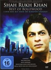 Shah Rukh Khan: BEST OF BOLLYWOOD  3 DVDs (Special Collection Edition)  BEST O