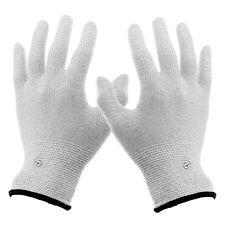 Electrode Gloves Tens Unit Electrotherapy Electronic Hand Pain Electric Massager