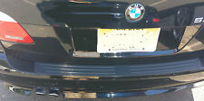 REAR BUMPER TOP SURFACE PROTECTOR COVER FITS 2004  2010 BMW 5 SERIES WAGON E61