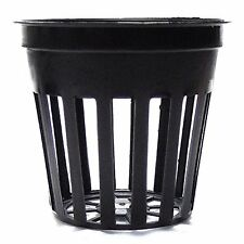 100 2 Inch Net Slit Pots for Hydroponic Aeroponic Use