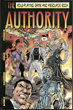 Authority RPG & Resource Book  New  GOO  D20/Tri-Stat