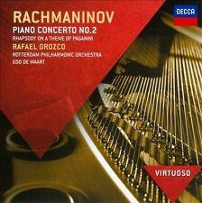 Rachmaninov, Rafael Orozco, Edo de Waart - Piano Concerto No. 2 CD NEW/SEALED