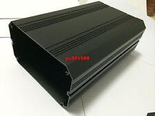 DIY Aluminum Project Box Electronic Enclosure case Black 250x160x94mm(L*W*H)