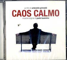 CAOS CALMO OST (Paolo Buonvino) CD NEW SEALED