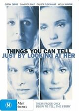 Things You Can Tell Just By Looking At Her (2000) Cameron Diaz - NEW DVD - R4